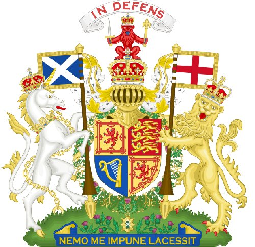 Coat of arms Scotland