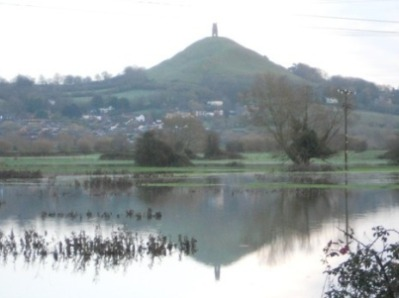 Tor flooded by Tim Knock