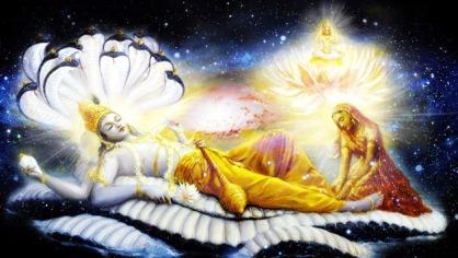 Garbhodakashayi-Vishnu
