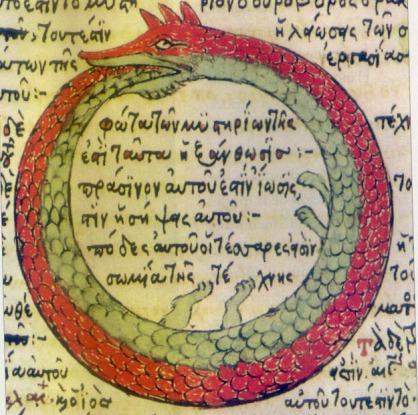 Ouroboros by Theodorus Pelecanos