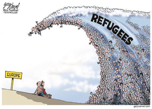 tsunami refugees