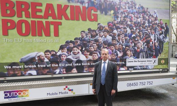 Nigel breaking point