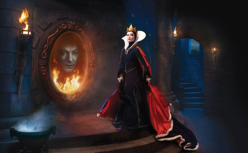 Disney Parks Unveils New Disney Dream Portraits by Annie Leibovitz