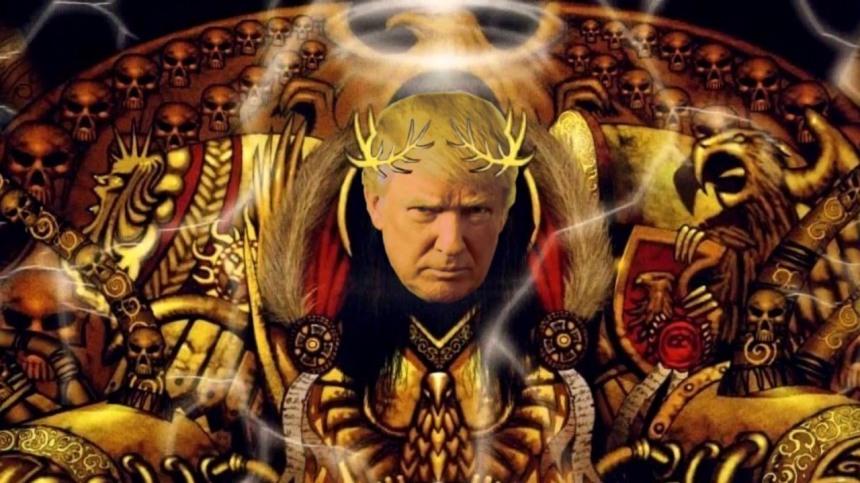 trump-god-emperor