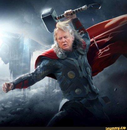 trump-thor